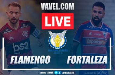 Gols e melhores momentos Flamengo 2 x 1 Fortaleza pelo Brasileirão 2020
