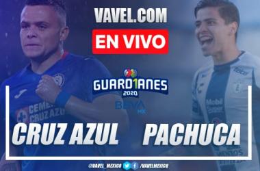 Goles y resumen: Cruz Azul 1-0 Pachuca en Liga MX Guard1anes 2020