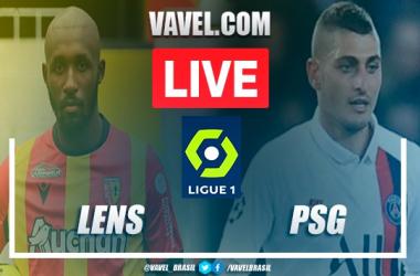 Gol e melhores momentos de Lens x Paris Saint-Germain na Ligue 1 (1-0)