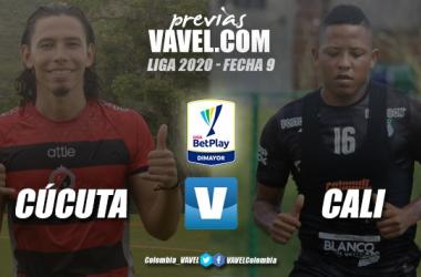 Previa Cúcuta vs. Deportivo Cali: duelo de 'gloriosos' en el jardín de América