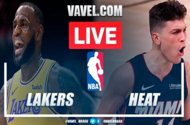 Melhores momentos de Los Angeles Lakers x Miami Heat no jogo 2 da NBA Finals (124-114)