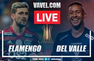 Gols e melhores momentos de Flamengo 4 x 0 Del Valle pela Copa Libertadores 2020