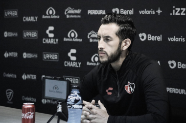 """Camilo Vargas: """"Hemos encontrado solidez yfortalezas en nuestro juego"""""""