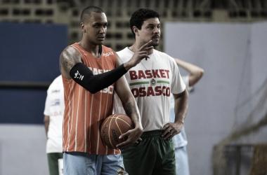 Exclusivo:Robinho fala da expectativa do Basket Osasco no Campeonato Paulista