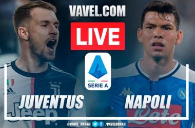 Juventus x Napoli na Serie A: jogo cancelado