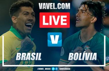 Gols e melhores momentos de Brasil 5 x 0 Bolívia pelas Eliminatórias Sul-americanas