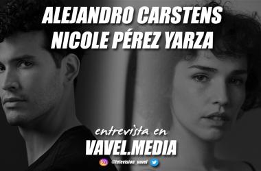 """Entrevista. Nicole Perez y Alejandro Carstens: """"Toda revolución que venga desde el arte y que nos permita encontrarnos es necesaria"""""""