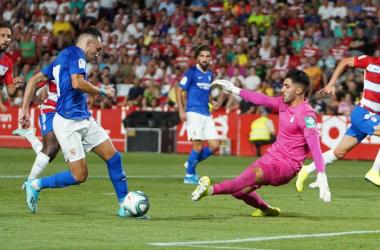 Precedentes poco esperanzadores del Granada CF frente a los hispalenses