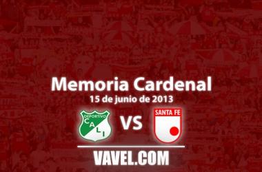Memoria'cardenal': un empate con nueve jugadores