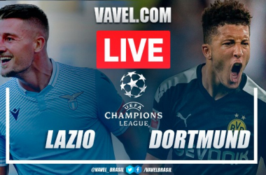 Gols e melhores momentos de Lazio x Borussia Dortmund (3-1)