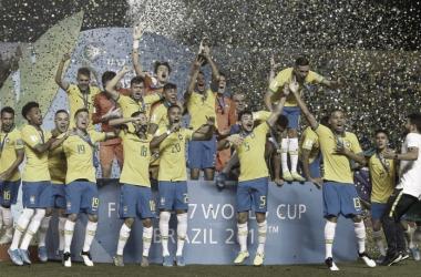 Paulo Victor Gomes convoca Seleção Brasileira Sub-17 para período de treinos