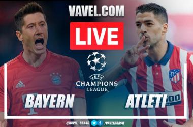 Gols e melhores momentos de Bayern Munich 4 x 0 Atlético de Madrid pela Liga dos Campeões