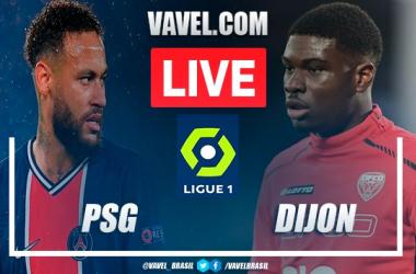 Gols e melhores momentos de Paris Saint-Germain x Dijon (4-0)