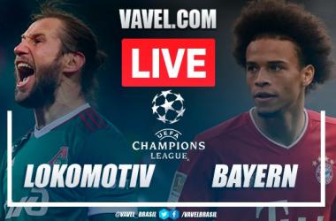Gols e melhores momentos de Lokomotiv Moscou 1 x 2 Bayern de Munique pela Liga dos Campeões
