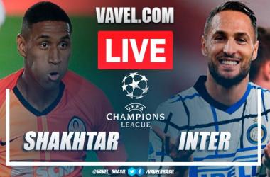 Melhores momentos de Shakhtar Donetsk x Internazionale (0-0)