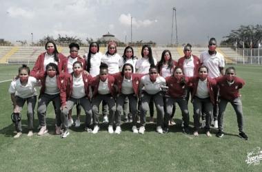 Santa Fe ganó en su segunda aparición en la Liga Femenina