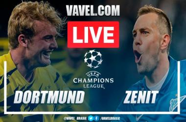 Gols e melhores momentos de Borussia Dortmund 2 x 0 Zenit pela Liga do Campeões