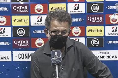 """Juan Carlos Osorio: """"Lastimosamente nos empatan fiel a su estilo"""""""