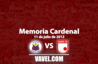Memoria 'cardenal': un empate camino al título