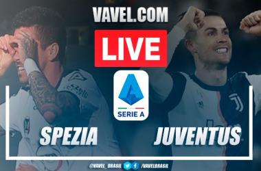 Gols e melhores momentos de Spezia x Juventus (1-4)