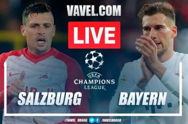 Gols e melhores momentos de Red Bull Salzburg 2 x 6 Bayern de Munique pela UEFA Champions League