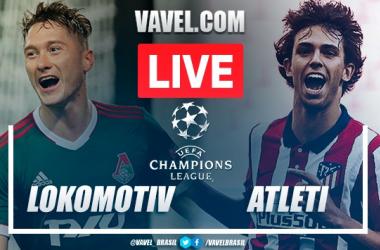 Gols e melhores momentos de Lokomotiv Moscou 1 x 1 Atlético de Madrid pela Champions League