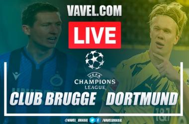 Gols e melhores momentos de Club Brugge x Borussia Dortmund (0-3)