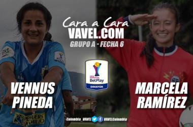 Cara a Cara: Marcela Rodríguez vs. Vennus Pineda