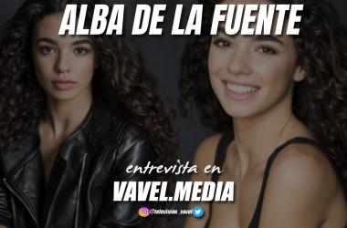 """Entrevista. Alba de la Fuente: """"Los rodajes con Álex de la Iglesia para '30 Monedas' fueron súper intensos"""""""