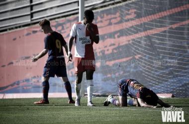 Escaso premio para un FCB Juvenil A muy superior al Girona FC