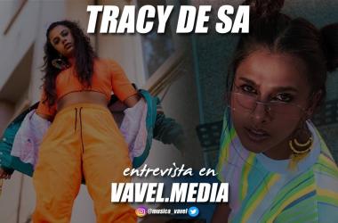 """Entrevista. Tracy De Sá: """"Mi música es parte de mi mensaje"""""""