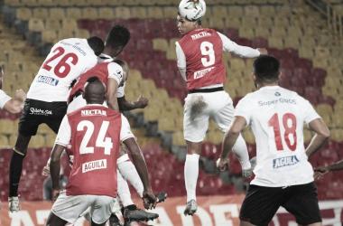Independiente Santa Fe, Eliminado de la Copa BetPlay
