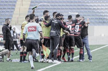 Superioridade garante vitória do Oeste contra Brasil de Pelotas pela Série B