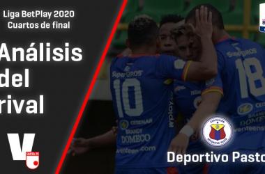 Independiente Santa Fe, análisis del rival: Deportivo Pasto (Cuartos de final, Liga 2020)