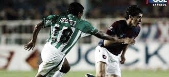 A 18 años del ''gol maradoneano'' de Romagnoli en la primera final de Sudamericana 2002