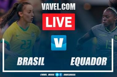 Gols e melhores momentos de Brasil 8 x 0 Equador em amistoso de seleções