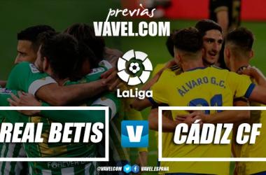 Previa Real Betis-Cádiz CF<div><div>Foto: VAVEL.com</div></div>
