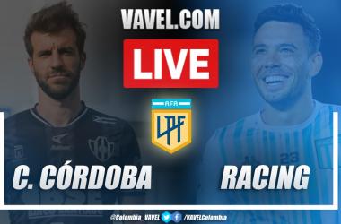 Resumen y goles: Central Córdoba (2-2) Racing en la jornada 4 por la Copa Diego Armando Maradona 2020