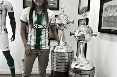 Cruzeiro, el nuevo rumbo de Jessica Romero