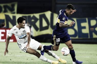 Tévez, lo mejor de Boca. | Fuente: Boca Juniors Oficial
