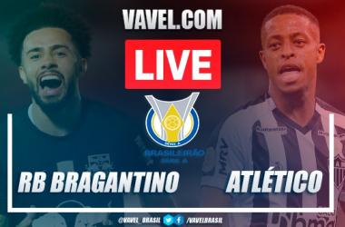 Gols e melhores momentos de Bragantino 2x2 Atlético-MG pelo Campeonato Brasileiro
