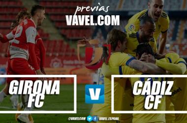 Previa Girona FC- Cádiz CF<div>Foto: VAVEL.com</div>
