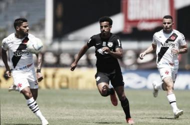 Bragantino x Vasco pelo primeiro turno do Brasileirão. (Foto: Reprodução / CBF)