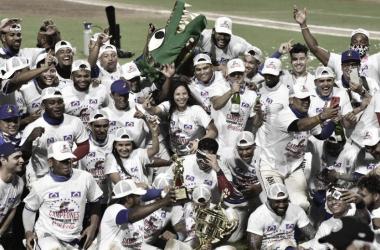 Caimanes de Barranquilla, nuevo campeón de la LCBP