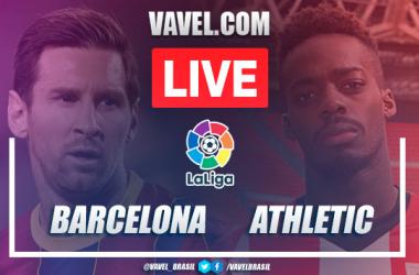 Gols e melhores momentos de Barcelona x Athletic Bilbao (2-1)
