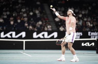 Sem dificuldades, Nadal vence Mmoh e segue firme no Australian Open