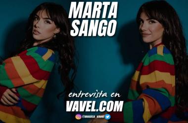 """Entrevista. Marta Sango: """"Espero que este año tengáis el disco"""""""