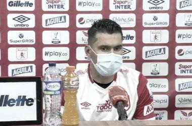 "Leandro Castellanos: ""Nosotros seguimos sumando"""