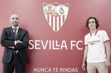 Fuente: @SevillaFC en Twitter