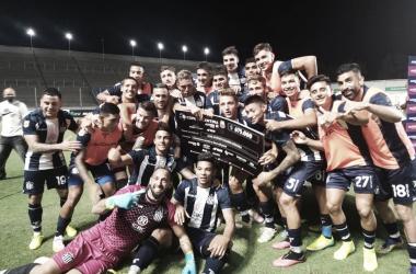 Talleres en 16avos de la Copa Argentina (Foto: Twitter Copa Argentina)